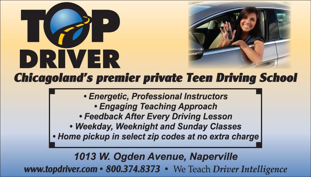 Top Driver Ad