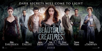 "Film review: ""Beautiful Creatures"""