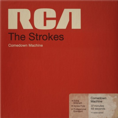"Album Review: ""Comedown Machine"""