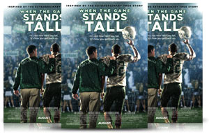 "Film review: ""When the Game Stands Tall"""