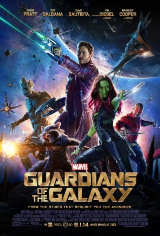 """Film Review: """"Guardians of the Galaxy"""""""