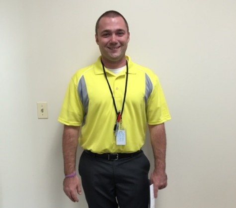 New Staff: Learning Behavior Specialist Keith Langosch
