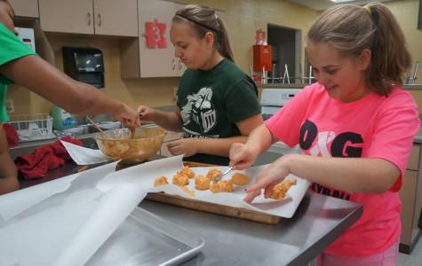 Culinary Club bakes seasonal treats