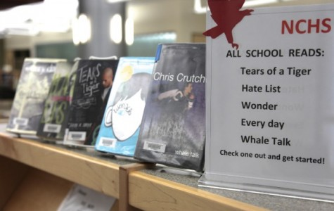 Central introduces school-wide book read with fundraising event