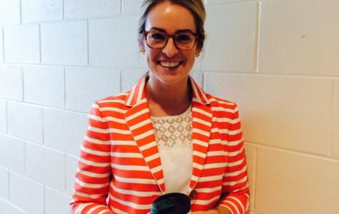 New Staff: Mathematics Teacher Mary Martin