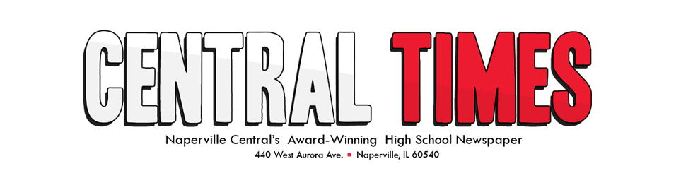 Naperville Central High School's award-winning newspaper.