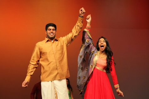 "ISA's ""Bollywood Boulevard"" takes the stage"
