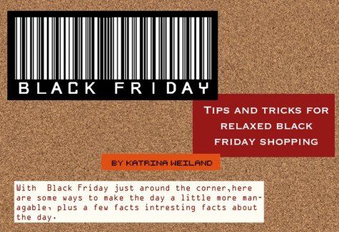 Tips and tricks for relaxed Black Friday shopping