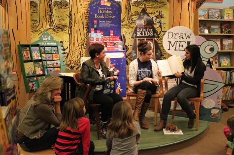 Barnes & Noble hosts fair for LRC all-school book read