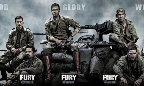 "Film Review: ""Fury"""