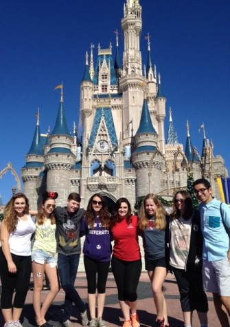 Central's choir travels to Disney World for biennial trip