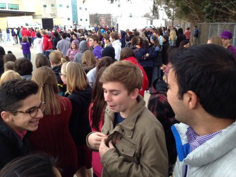 Students evacuate school twice in one week due to fire alarm