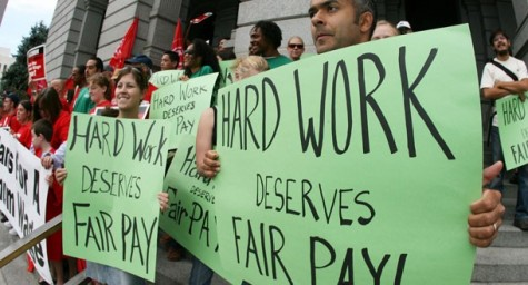 Why minimum wage deserves maximum attention