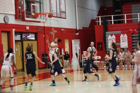 Girls' basketball dominate on senior night against Lake Park