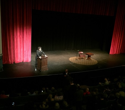 Cornel West visits Pfeiffer Hall, speaks on Martin Luther King's legacy