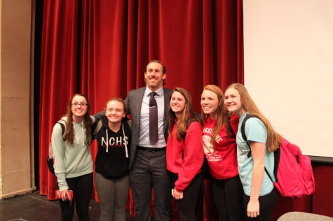 Athletic Hall of Fame 2015: Owen Daniels