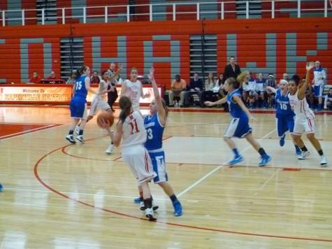 Basketball Buzzer Beater