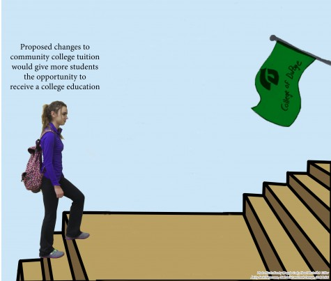 Reaching higher education