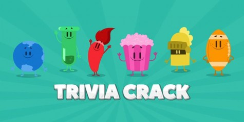 Latest mobile addiction: Trivia Crack