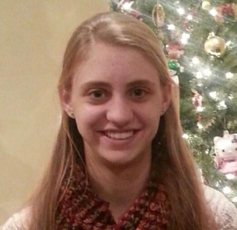 Redhawk of the Week: Freshman Natalie Atkins