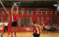 Mens' volleyball falls to Naperville North, concludes season
