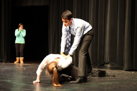 Theatre Central's annual student-written 'One Acts' festival takes the stage