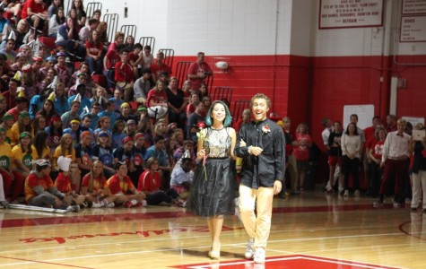 Crowning Assembly concludes Homecoming Spirit Week