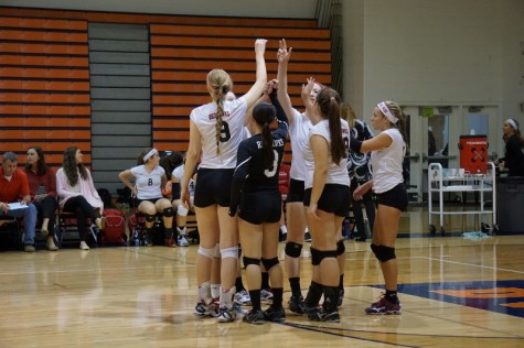 Varsity volleyball triumphs over Naperville North