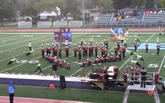 Marching Redhawks travel to ISU for state championships