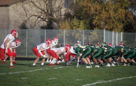 Varsity football shutout by Waubonsie-Valley in quarterfinals