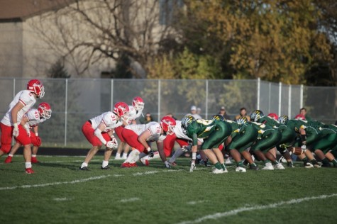 Varsity football shutout by Waubonsie-Valley in quarterfinals
