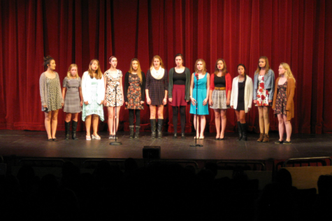 Hawk TV sponsored Central to Central Variety Show showcases student groups, supports activities program