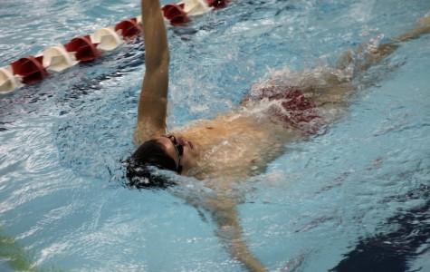 Dedication behind the sport: boys' swimming