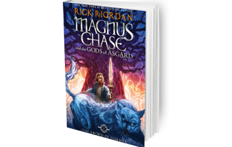 'The Sword of Summer' redeems Rick Riordan
