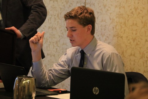 Central JSA attends annual Winter Congress
