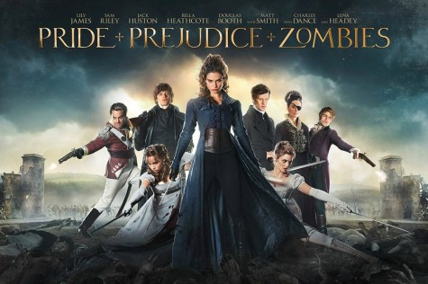 'Pride and Prejudice and Zombies' quenches thirst for romance and blood