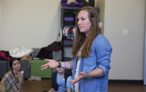 Central alumnus Jillian Johnston hosts male and female empowerment workshops