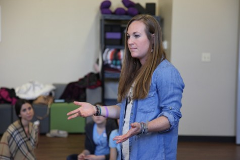 Central alumnus Jillian Johnston hosts male and female empowerment workshops