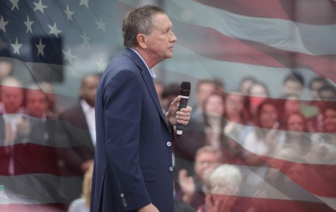 Kasich brings his 'positive campaign' to DuPage rally