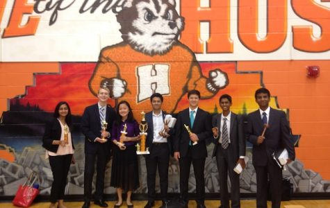 Congressional Debate team places 2nd at Hersey debate tournament