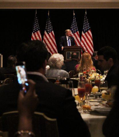 Donald Trump fundraiser at Bolingbrook Golf Club