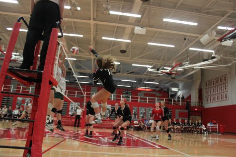 Photo Gallery: Girls volleyball