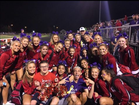 Central rallies behind alumnus with rare cancer