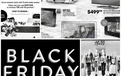 Modern deals for modern shoppers; Black Friday 2016