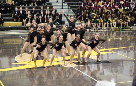Central's Poms place fourth at IHSA regional dance competition, look forward to regionals