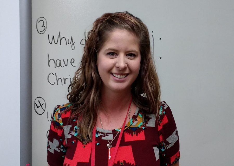 New Staff 2016: Julie Urbanek