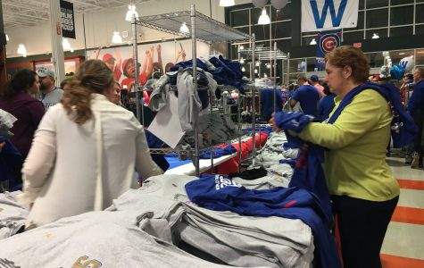 Cubs are World Series champs… and I spent two hours at Dick's Sporting Goods
