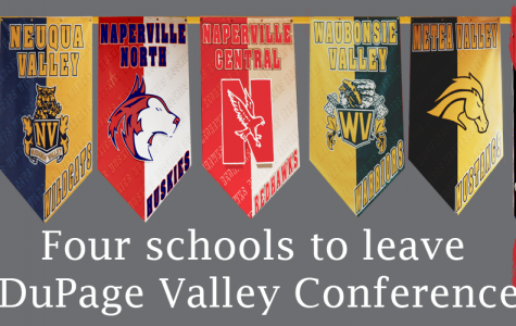 Four schools to leave DuPage Valley Conference