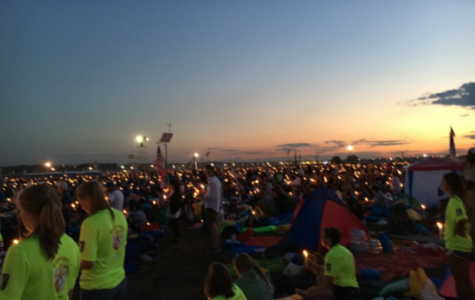 My experience at World Youth Day