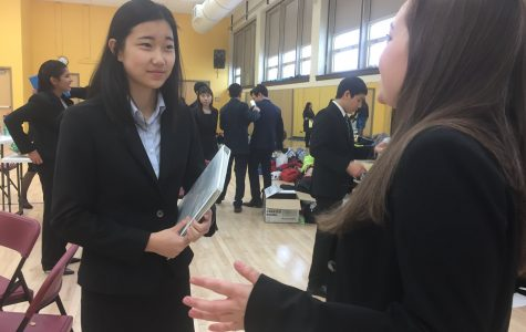 """Central Speech Team hosts annual """"Tournament of Roses,"""" 30 schools in attendence"""